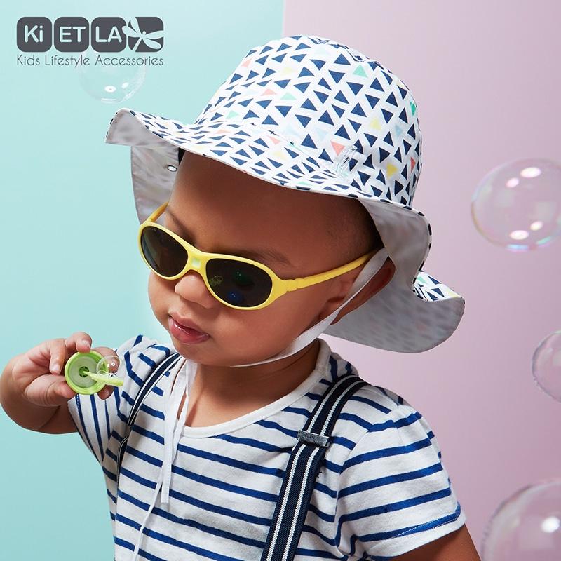 6df5e1a0d89f KiETLA obojstranný klobúčik s UV ochranou - 52cm