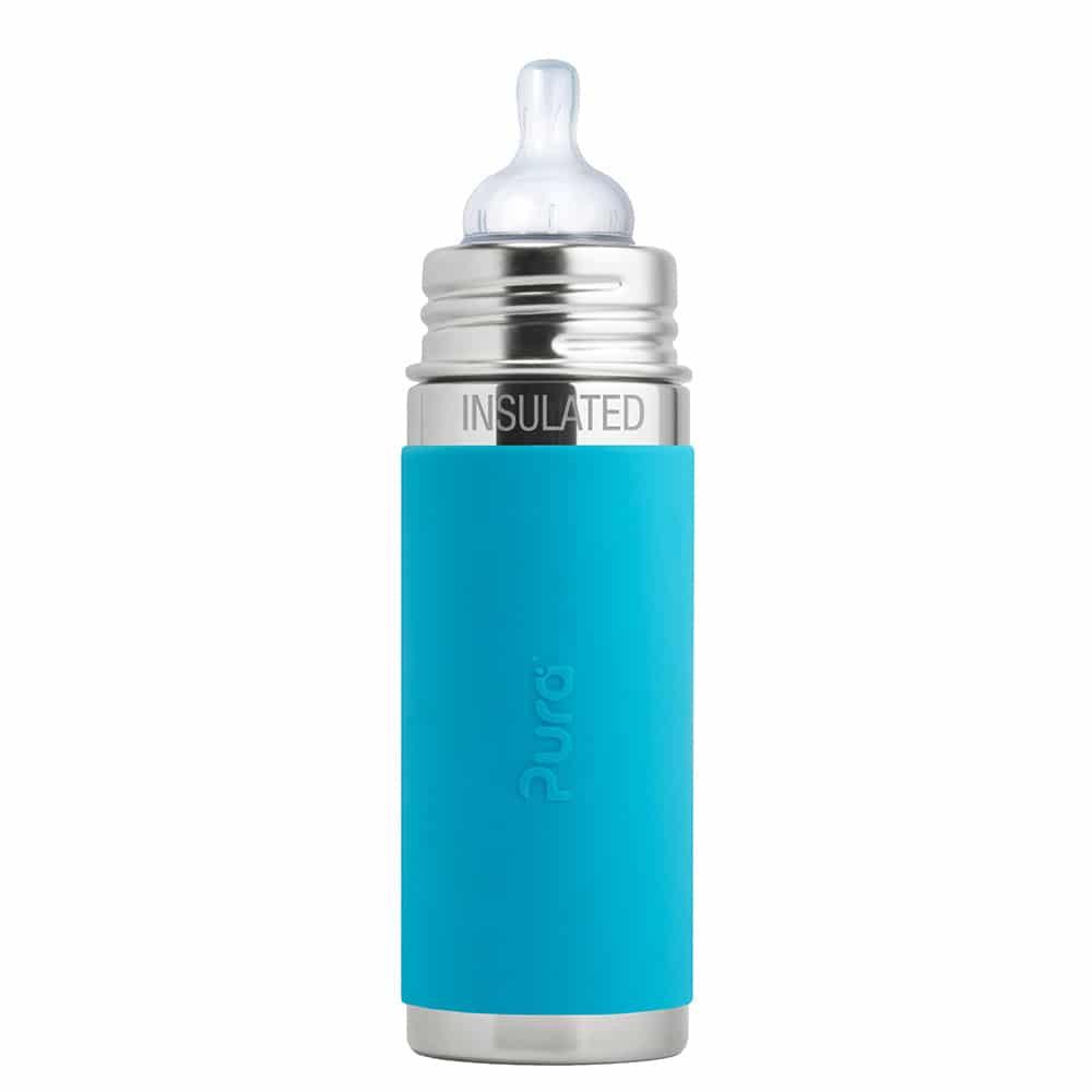 Pura® dojčenská TERMO fľaša 260ml