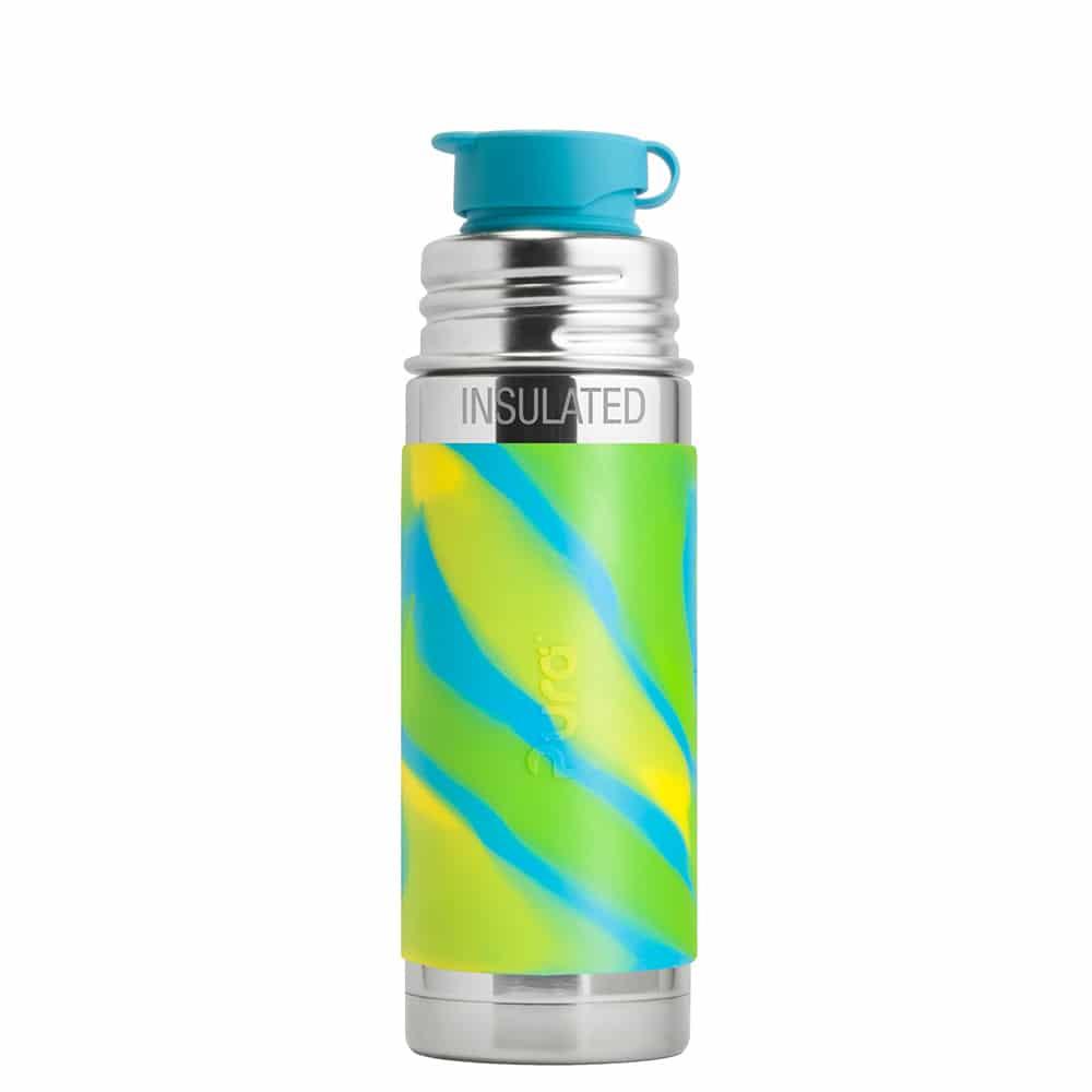 Pura® TERMO fľaša so športovým uzáverom 260ml
