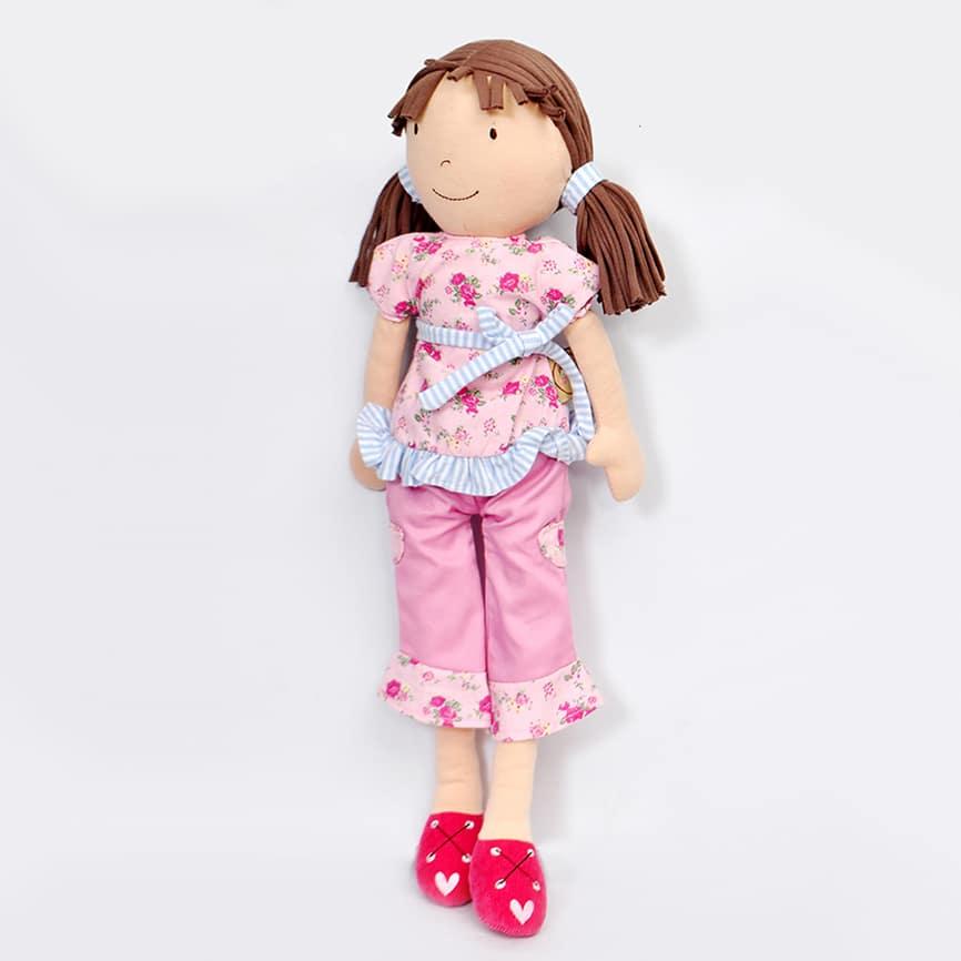 Bonikka látková bábika 46 cm