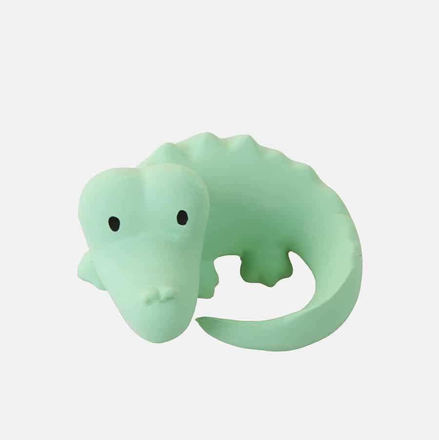 Tikiri Safari - hrkálka a hryzátko z prírodnej gumy