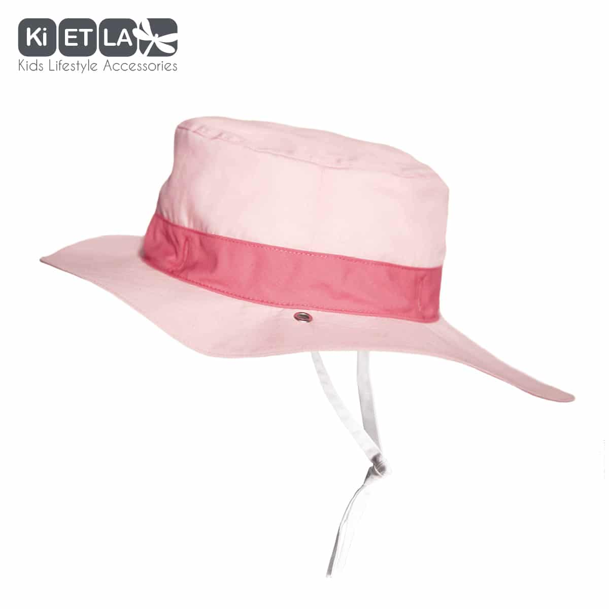 KiETLA  obojstranný klobúčik s UV ochranou - 47cm