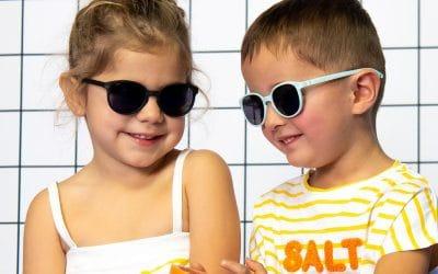 Ako vybrať slnečné okuliare pre dieťa?